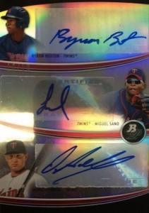 2013 Bowman Platinum Baseball Cards 12