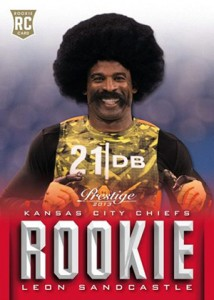 Primetime Guide to Collecting Leon Sandcastle Cards 3
