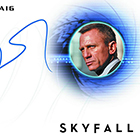 2013 Rittenhouse James Bond Autographs and Relics Trading Cards