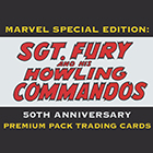 2013 Rittenhouse Sgt. Fury 50th Anniversary Trading Cards