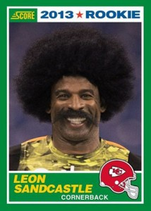 Primetime Guide to Collecting Leon Sandcastle Cards 5