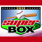 2013 Super Box Rookies and Phenoms Baseball Cards