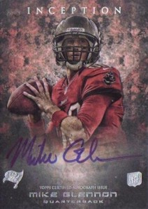 2013 Topps Inception Football Rookie Autographs Guide 2