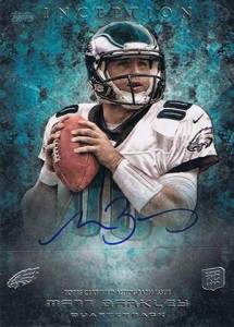 2013 Topps Inception Football Rookie Autographs Guide 4