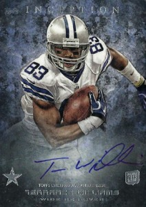 2013 Topps Inception Football Rookie Autographs Guide 7