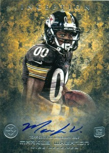2013 Topps Inception Football Rookie Autographs Guide 27