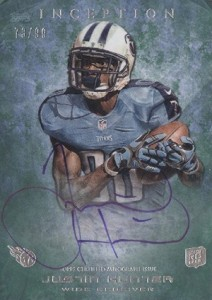 2013 Topps Inception Football Rookie Autographs Guide 29