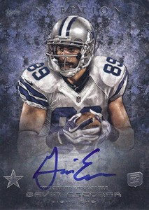 2013 Topps Inception Football Rookie Autographs Guide 37