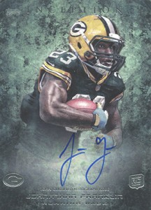 2013 Topps Inception Football Rookie Autographs Guide 18