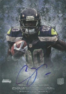 2013 Topps Inception Football Rookie Autographs Guide 39