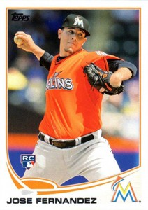 Jose Fernandez Rookie Cards and Prospect Card Guide 8