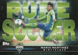 2013 Topps MLS Soccer Cards 11