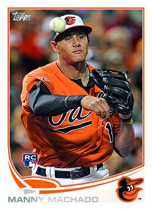 2013 Topps Mini Baseball Cards 25