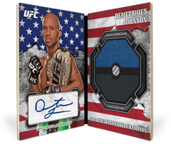 2013 Topps UFC Bloodlines Trading Cards 22