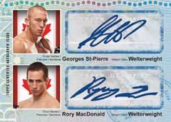 2013 Topps UFC Bloodlines Trading Cards 26