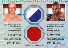 2013 Topps UFC Bloodlines Trading Cards 25