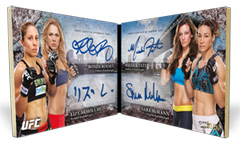 2013 Topps UFC Bloodlines Trading Cards 27