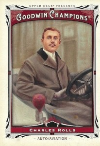 2013 Upper Deck Goodwin Champions Trading Cards 5