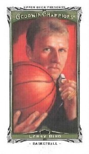 2013 Upper Deck Goodwin Champions Trading Cards 8