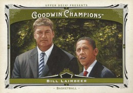 2013 Upper Deck Goodwin Champions Variations Guide 18