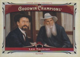 2013 Upper Deck Goodwin Champions Variations Guide 12