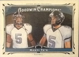 2013 Upper Deck Goodwin Champions Variations Guide 6