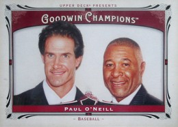 2013 Upper Deck Goodwin Champions Variations Guide 19