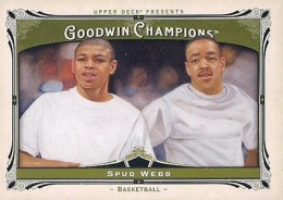 2013 Upper Deck Goodwin Champions Variations Guide 13