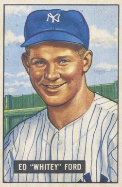 1951 Bowman Baseball Cards 5