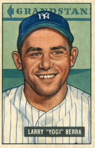 Celebrate the Life of Yogi Berra with His Top Baseball Cards 8