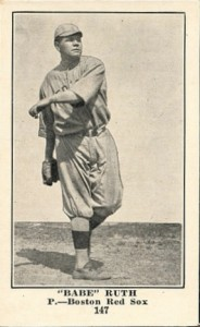 Top 10 Babe Ruth Cards Of All Time