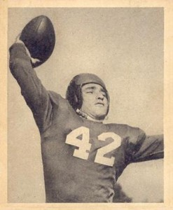 1948 Bowman Charley Conerly