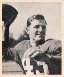 1948 Bowman Football Cards 19