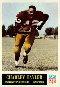 1965 Philadelphia Football Cards 24