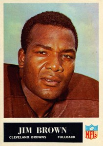 1965 Philadelphia Jim Brown