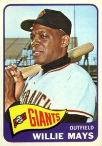 Vintage Willie Mays Baseball Card Timeline: 1951-1974 78