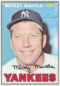 Comprehensive Guide to 1960s Mickey Mantle Cards 191