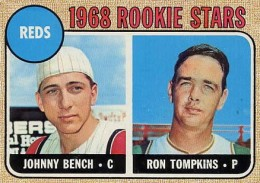 Top 10 Johnny Bench Baseball Cards 12
