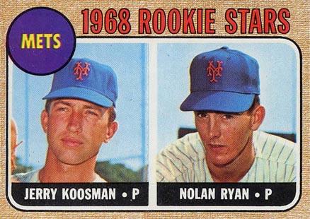 1968 Topps Nolan Ryan