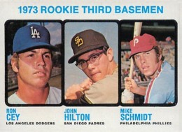 Top 10 Mike Schmidt Baseball Cards 10