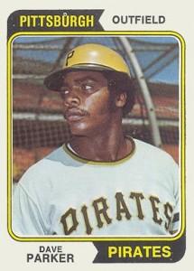 1974 Topps Baseball Cards 23