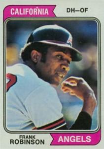 1974 Topps Frank Robinson
