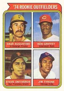 1974 Topps Baseball Cards 22