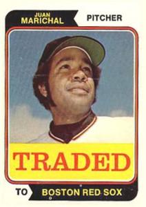 1974 Topps Traded Baseball Cards 20