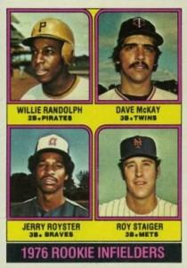 1976 Topps Baseball Cards 23