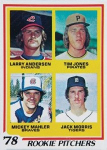 1978 Topps Baseball Set Checklist Info Key Cards Rookies
