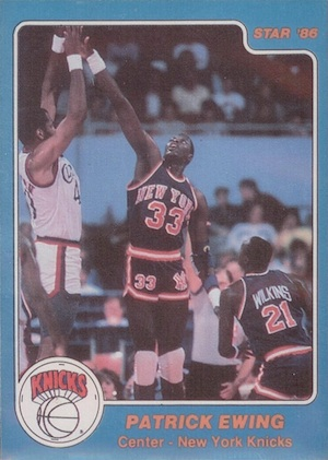 Top 10 Patrick Ewing Cards to Collect 1
