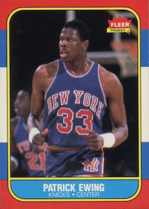 Top 10 Patrick Ewing Cards to Collect 2