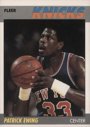 Top 10 Patrick Ewing Cards to Collect 4
