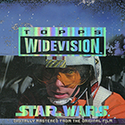 1995 Topps Star Wars Widevision Trading Cards